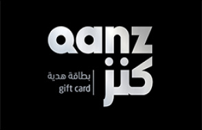 AZADEA Qanz Card
