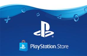 Sony PlayStation Wallet Top-Ups