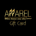 Apparel Gift Card
