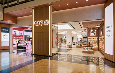 FACES Beauty Retailer Gift Thoughts Redemption Details Locations