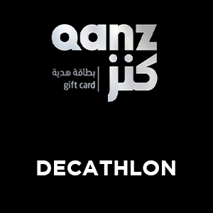 Decathlon | Qanz Gift Card