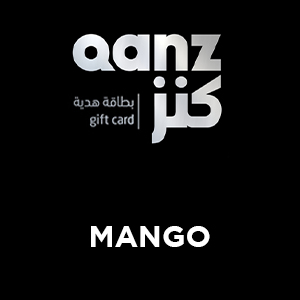 Mango | Qanz Gift Card