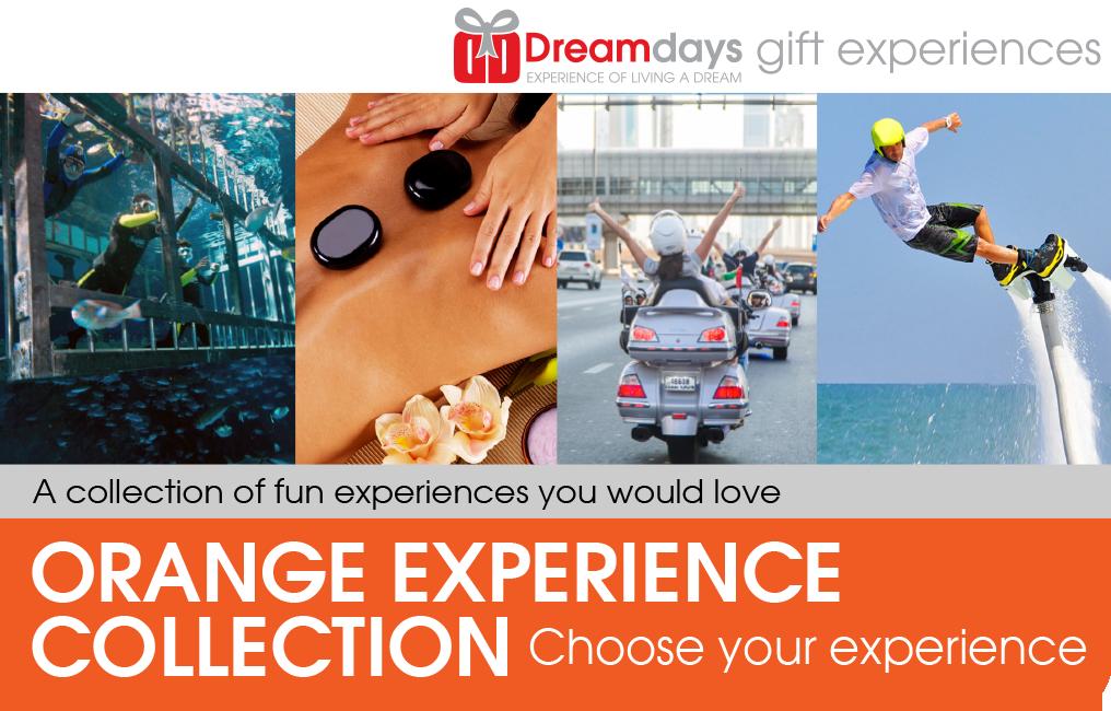 Dreamdays Orange Experiences