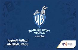 Warner Bros World Abu Dhabi eGift Card