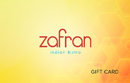 Zafran eGift Card