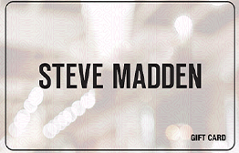 Steve Madden eGift Card