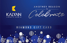 Kalyan Jewellers - Diamond Jewellery eGift Card
