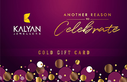 Kalyan Jewellers - Gold Jewellery eGift Card