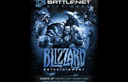 Blizzard (US Account) eGift Card