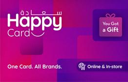 بطاقة السعادة من YouGotaGift بطاقة الهدايا الإلكترونية