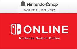 Nintendo Membership (US Account) eGift Card