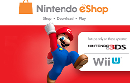 Nintendo eShop (US Account) eGift Card