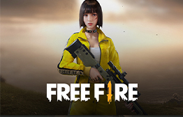 Free Fire Diamonds eGift Card