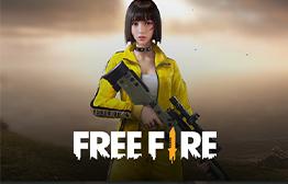 Free Fire Diamonds eGift Card