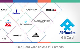 Al-Futtaim eGift Card eGift Card