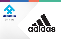 Adidas | Al-Futtaim Gift Card eGift Card