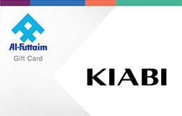Kiabi | Al-Futtaim Gift Card eGift Card