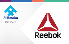 Reebok | Al-Futtaim Gift Card eGift Card