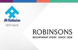 Robinsons | Al-Futtaim Gift Card eGift Card