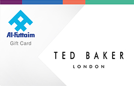 Ted Baker | Al-Futtaim Gift Card eGift Card