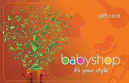 Babyshop eGift Card