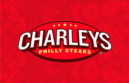Charleys Philly Steaks eGift Card