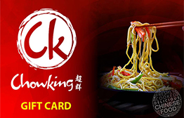 Chowking eGift Card