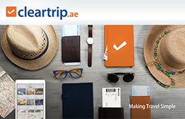 Cleartrip.ae (Flights and Hotel) eGift Card