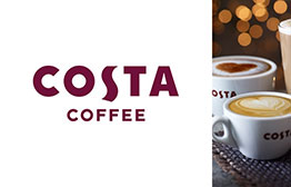 Costa Coffee eGift Card