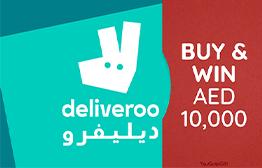 Deliveroo Buy & Win eGift Card