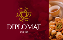 Diplomat Patisserie eGift Card