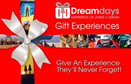 Dreamdays Yellow Experiences eGift Card