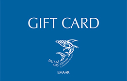 Dubai Aquarium & Underwater Zoo eGift Card