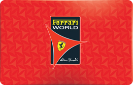 Ferrari World Abu Dhabi eGift Card