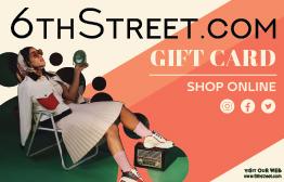 6thStreet eGift Card