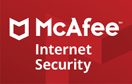 McAfee Internet Security eGift Card