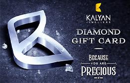 Kalyan Jewellers - Diamond Jewellery eGift Card