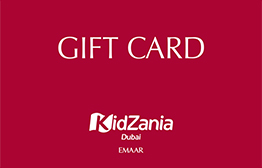 KidZania eGift Card