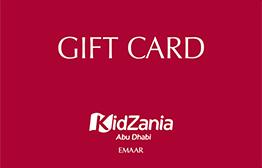 KidZania - Abu Dhabi eGift Card