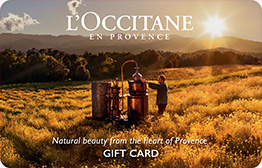 L'Occitane en Provence eGift Card