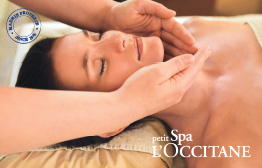 Petit Spa L'OCCITANE eGift Card