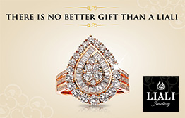 LIALI Jewellery eGift Card