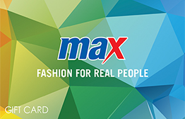 Max eGift Card
