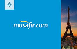 Musafir.com Holidays eGift Card