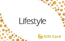 Lifestyle eGift Card