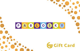 Pablosky eGift Card
