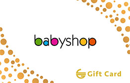 Babyshop eGift Card