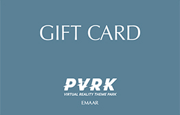 VR Park eGift Card