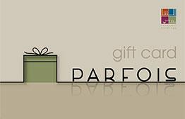 PARFOIS eGift Card