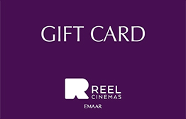 Reel Cinemas eGift Card